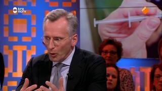 Jinek - Wouter Bos, Linda De Mol, Yvon Jaspers, Michelle Van Asseldonk, Maarten Bos, Steffi Verhagen En Roel Verhagen