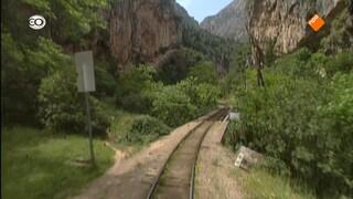 Rail Away - Griekenland: Peloponnesos