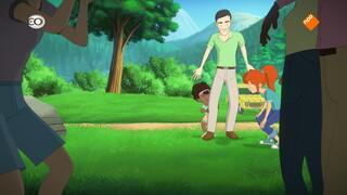 Lassie Animated Vrienden voor het leven, deel 1