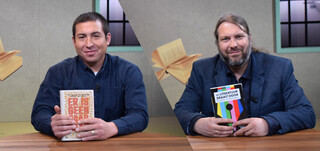 VPRO Boeken Tommy Orange en Sander Bax