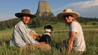 Floortje Naar Het Einde Van De Wereld - Wyoming