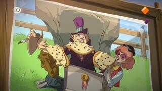 Lassie Animated - De Grote Speurtocht