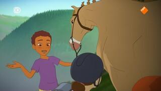 Lassie Animated - Een Wilde Ontmoeting
