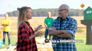 De Boomhut Battle - De Mooiste Boomhut