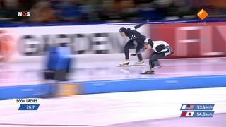 NOS Studio Sport Schaatsen WK Sprint Heerenveen
