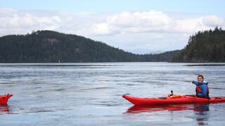 3 Op Reis Khatgal - Vancouver Island (herhaling)