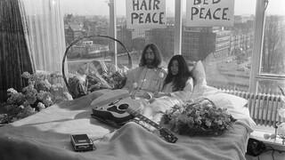 Andere tijden 2016 In bed met John en Yoko