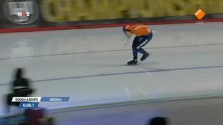NOS Studio Sport Schaatsen WK Allround Calgary