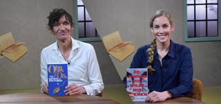 VPRO Boeken Peter Buwalda en Angela Wals