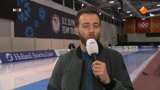 NOS Studio Sport Schaatsen World Cup Finale Salt Lake City