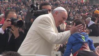 Roderick Zoekt Licht Zes jaar Franciscus