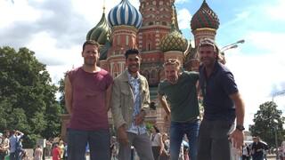 3 Op Reis - Moskou - West-ghats (herhaling)