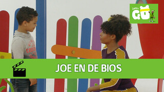 Zappelin Go Joe en de bios