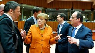 Europa Achter De Schermen - Alles Of Niets (de Euro)