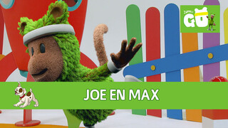 Zappelin Go Joe en Max