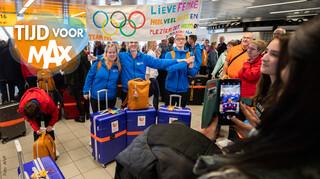 Tijd voor MAX Toine van Peperstraten op weg naar de Special Olympics