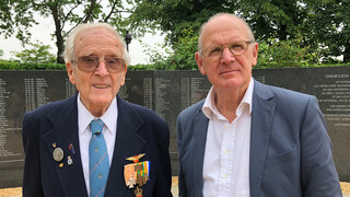 In de voetsporen van D-Day