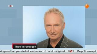 Nos Journaal - Nos Journaal Ivm Schietincident 24 Oktoberplein Utrecht