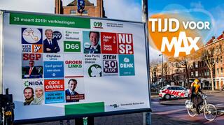 Tijd Voor Max - Verkiezingsdag