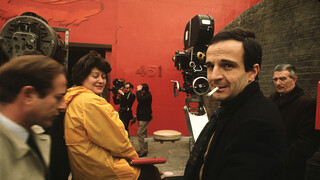 Close Up - François Truffaut - Regisseur