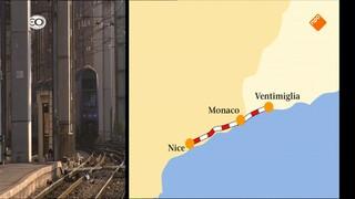 Rail Away - Frankrijk/italië: Nice-cuneo