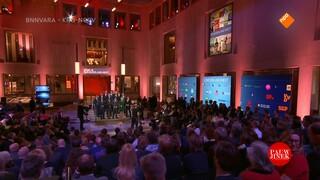 Pauw & Jinek: De Verkiezingen - Mark Rutte, Lodewijk Asscher, Sybrand Buma, Rob Jetten, Joost Vullings, Wouter De Winther, Xander Van Der Wulp En Dolf Jansen