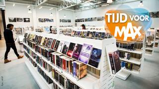 Tijd voor MAX Bibliotheekleven