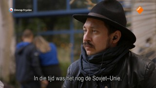 Fryslân DOK Soort van hetzelfde (Friese en Oekraïense zanger)