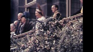Nederland Op Film - Leve De Koningin!