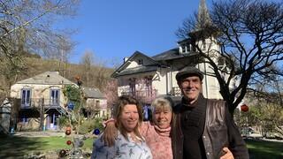 Ik Vertrek Cosmas, Nicole en Thérèse in Frankrijk