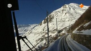 Rail Away - Zwitserland: Disentis - Zermatt