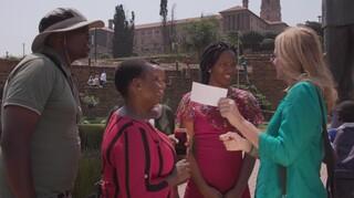 Aletta's reis Zuid-Afrika