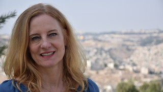 Aletta's reis Israël