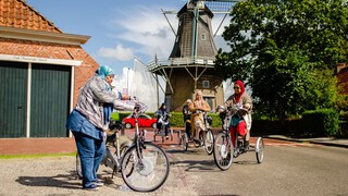 Groeten uit Holland Fietsen