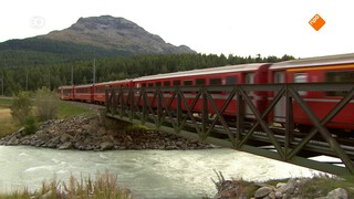 Rail Away Bernina Express: Pontresina-Tirano