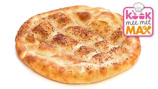 Kook Mee Met Max - Makkelijke Pizza Van Turks Brood