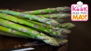 Kook Mee Met Max - Vegetarische Wellingtonpakketjes Met Groene Aspergesalade