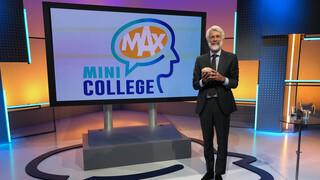 Max Minicollege - Pijn Zakt Uit Zichzelf