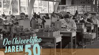De (h)eerlijke Jaren 50 Stadskanaal, industrie & onderwijs