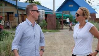 Floortje En De Ambassadeurs - Myanmar