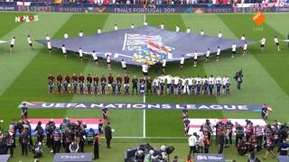 NOS Voetbal Nations League NOS Voetbal Nations League Nederland - Engeland eerste helft