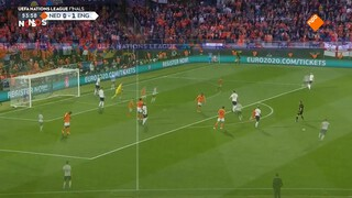 NOS Voetbal Nations League NOS Voetbal Nations League Nederland - Engeland nabeschouwing
