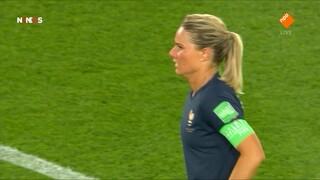 Nos Wk Voetbal - Nos Fifa Wk Voetbal (v) 2019, Noorwegen - Nigeria 2de Helft