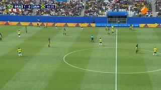 NOS WK Voetbal NOS FIFA WK voetbal (v) 2019, Canada - Kameroen tweede helft