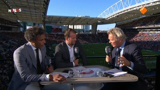 NOS Voetbal Nations League NOS Voetbal Nations League Portugal - Nederland, voorbeschouwing