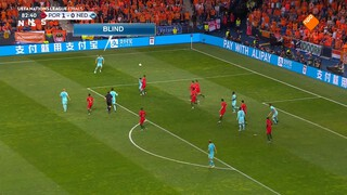 NOS Voetbal Nations League NOS Voetbal Nations League Portugal - Nederland, nabeschouwing