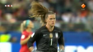 Nos Wk Voetbal - Nos Fifa Wk Voetbal (v) 2019, Frankrijk - Noorwegen 1ste Helft