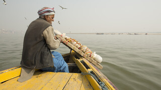 Last Days Varanasi, India