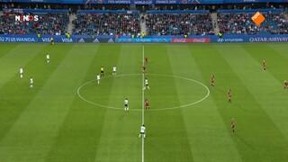 NOS WK Voetbal NOS FIFA WK voetbal (v) 2019, Canada - Nieuw-Zeeland 2de helft