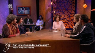 Jacobine Op Zondag - Worden We Wel Genoeg Aangeraakt?